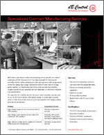dBC Contract Manufacturing Brochure thumbnail